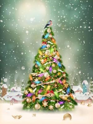 Photo arbre de Noël