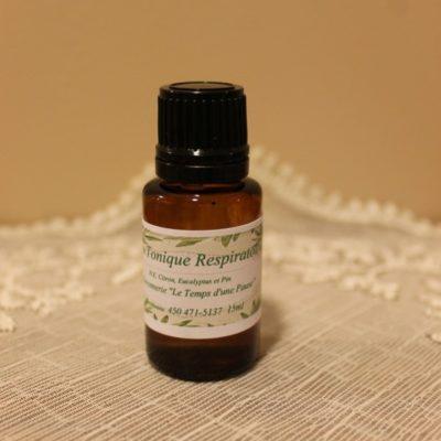 Synergie Tonique respiratoire