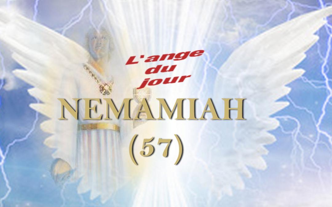 L'Ange Nemamiah du 1er au 5 Janvier